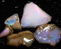23.50cts Ethiopian Opal Rough Parcel DT-6846  dreamtimeopals
