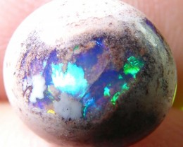 4ct Mexican Matrix Opal Landscape Cantera Wire Wrap Ready