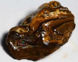 59.50 cts Australian Boulder Opal Rough pcs C-328