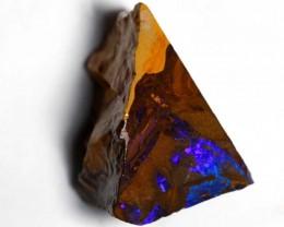 69.30 cts Australian Boulder Opal Rough pcs C-333
