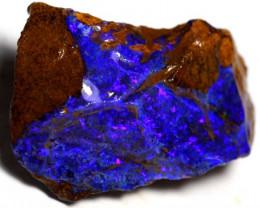 48.95 cts Australian Boulder Opal Rough pcs C-336