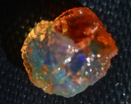 3ct Natural Opal Rough Specimen Mexican Fire Opal