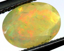 0.55 CTS ETHIOPIAN WELO FACETED STONE FOB-746