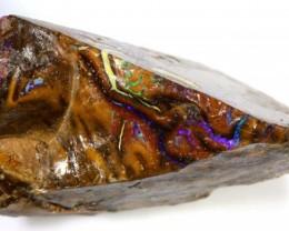 148 cts Australian Boulder Opal Rough pcs C-337