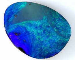 3.55 CTS Natural Australian Boulder Opal Solid Stone C-352