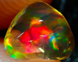 $1 NR Auction Mexican Multicoloured Fire Opal