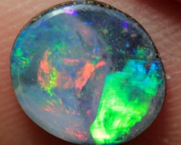 Solid Boulder Opal Stone 1.02ct