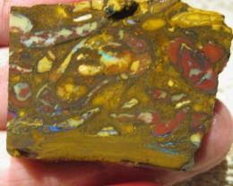 OpalWeb *109.6Cts - Yowah Boulder Matrix Opal 'RUBS'