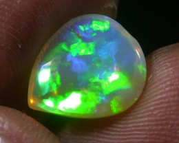 3D 1.50 Crt Crystal Clear Opal_