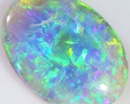 12.8 Cts Beautiful Ridge Crystal Opal  BU 2295