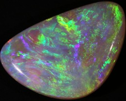 4.15 CTS WHITE FIRE OPAL STONE  DEAL [CP1846]