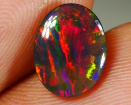 1.4 CT Red Fire Smoked Welo Opal