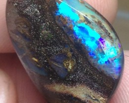 BARGAIN BUY IT NOW Boulder Opal Picture Stone AB902 22cts