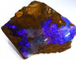 26.30 cts Australian Boulder Opal Rough pcs C-375