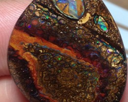 BARGAIN BUY IT NOW Boulder Opal Picture Stone AC42 63.5cts