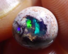 3ct Mexican Matrix Opal Landscape Cantera Wire Wrap Ready