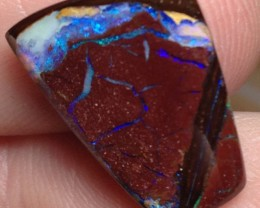 AC251 7cts Koroit Boulder Opal Picture Stone