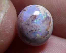 3.5Cts. Mexican Matrix Opal Landscape Cantera Wire Wrap Ready