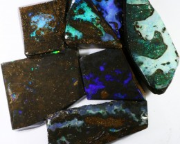 197.00 CTS BOULDER OPAL ROUGH  PARCEL - [BY4703]