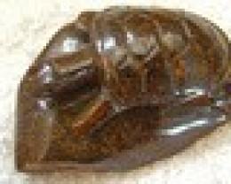 300 CTS (LO) Boulder Opal Carving L2377