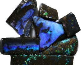 117.35 CTS BOULDER OPAL ROUGH  PARCEL - [BY4709]