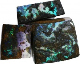 182.30 CTS BOULDER OPAL ROUGH  PARCEL - [BY4710]