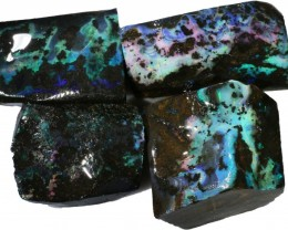 217.45 CTS BOULDER OPAL ROUGH  PARCEL - [BY4716]