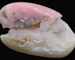 320 Cts Peru pink Opal/Druzy Chalcedony Specimen PPP311