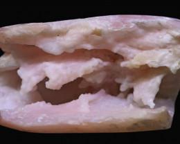 84 Cts Peru pink Opal/Druzy Chalcedony Specimen PPP320