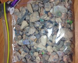 2280cts Lightning Ridge Opal Rough AP12
