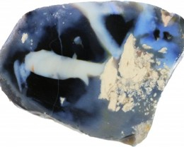 65.20 CTS  ROUGH WITH 'PICTURE STONE'  [BR2886]