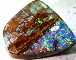 40.90 CTS OPALISED BOULDER OPAL POLISHED STONE  CTS  INV-315