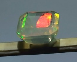 1.15 ct Welo Facet Rainbow Color