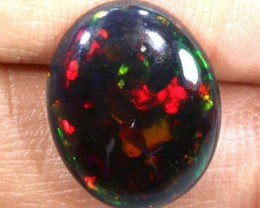 3.70 CTS ETHIOPIAN SMOKED CAB STONE FOB-792
