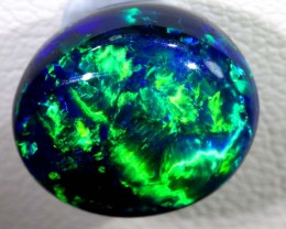 7.91 CTS BLACK OPAL L RIDGE GEM GRADE OP