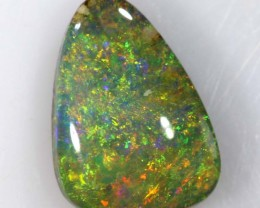1.40 CTS Natural Australian Boulder Opal Solid Stone C--379