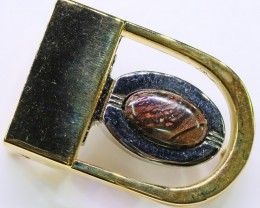 Koroit Opal Belt Buckle  Bu 2439