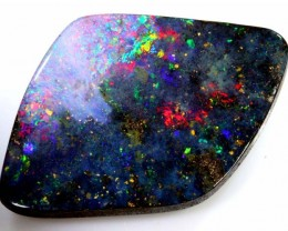 69.45 CTS QUALITY  BOULDER OPAL POLISHED STONE INV-322  GC