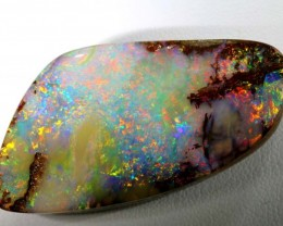 72 CTS QUALITY  BOULDER OPAL POLISHED STONE INV-329  GC