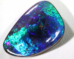 11.80 CTS QUALITY  BOULDER OPAL POLISHED STONE INV-337  GC