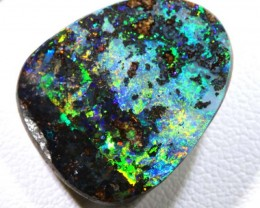 15.50 CTS QUALITY  BOULDER OPAL POLISHED STONE INV-346  GC