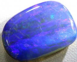 15 CTS QUALITY  BOULDER OPAL POLISHED STONE INV-349  GC