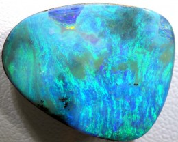 15 CTS QUALITY  BOULDER OPAL POLISHED STONE INV-350  GC