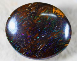 55.95Ct Matrix Pattern Queensland Yowah Boulder Opal