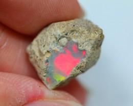 8cts Natural Pinkish Cave Ethiopian Welo Rough Specimen Stone