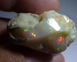 15.30cts. Quality Rough Ethiopian Wello Opal Specimen
