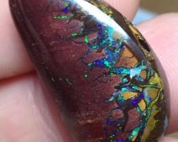 29.5cts Boulder Opal Stone AC556