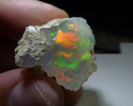 6cts. Quality Rough Ethiopian Wello Opal Specimen
