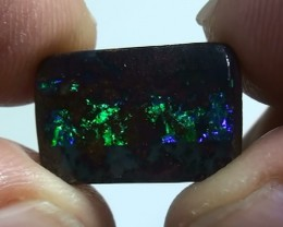 7.20 ct Boulder Opal Natural Gem Blue Green