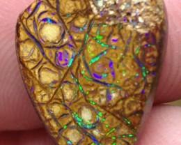7.5cts Boulder Opal Stone AC632